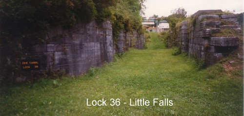 Old Erie Canal Lock 36 - Little Falls