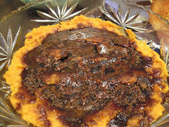 Brûléed Mashed Sweet Potatoes