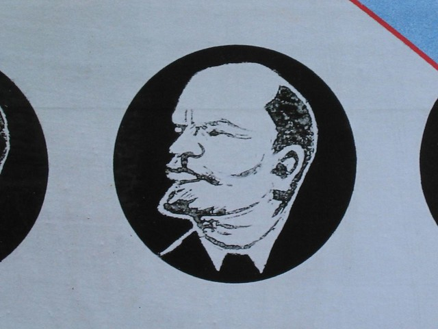 L for Lenin