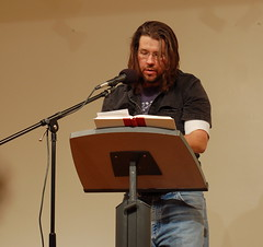 David Foster Wallace by Steve Rhodes, on Flickr