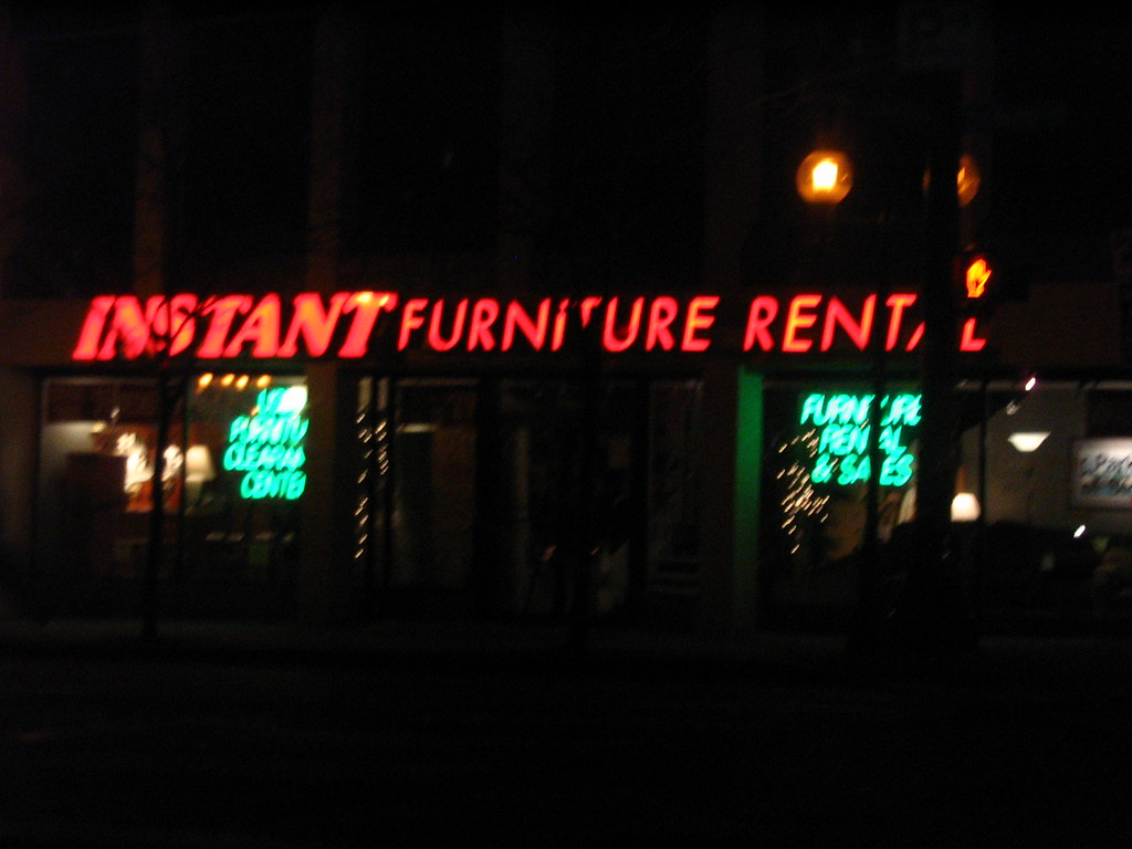 Instant Furniture Rentals