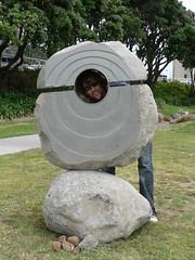 "Day 22 Mike Heerey ""Compound .618"" (te_kupenga) Tags: kupenga gen06 2006 exhibition day22 michaelheerey"