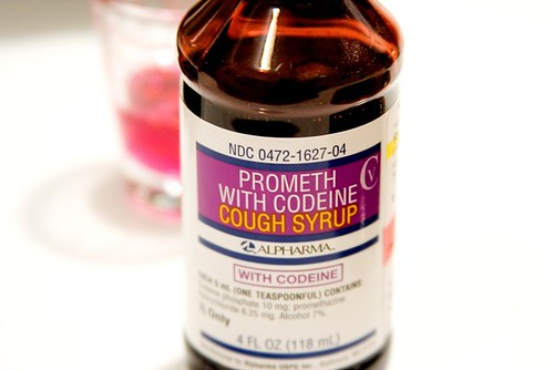 Drug info - Buying codeine cough syrup in.