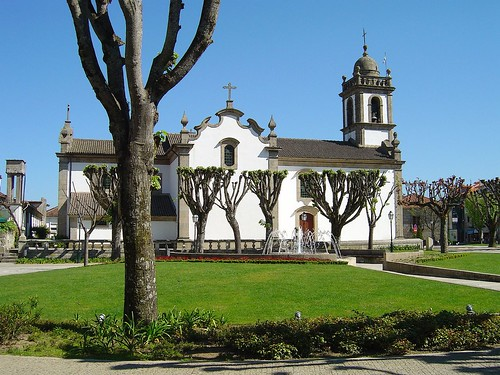 Igreja Paroquial de Cinfães (Portugal) par Portuguese_eyes