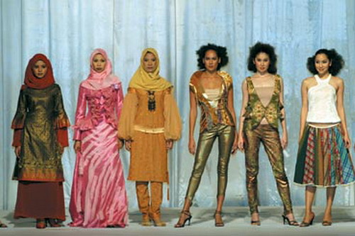 Gallery Jilbab Muslim Fashion & Different