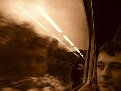 Daydreamer (Zulpha) Tags: trip train fast