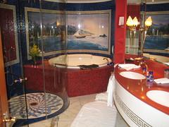 Dubai-0021 (Str1ke) Tags: shower gold star hotel bath dubai sink room uae 7 seven burjalarab inside suite spa unitedarabemirates jumeirah burj