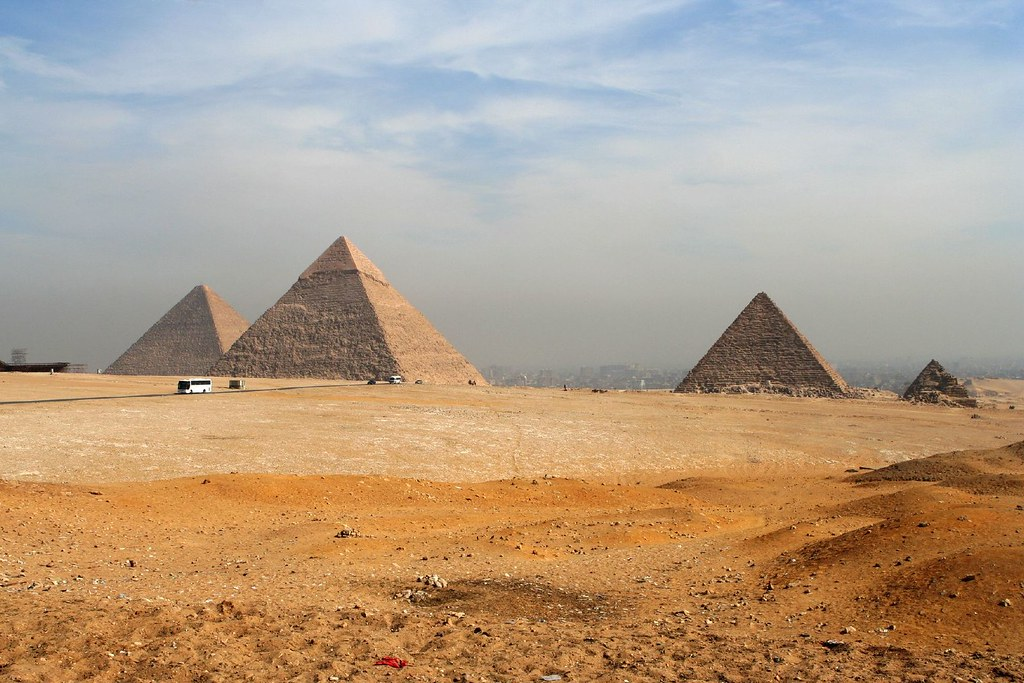 #1 of True Pyramids Of The World