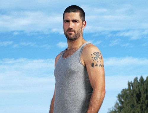 matthew fox tattoo. MATTHEW FOX. Jack#39;s Tattoo 1