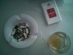 تغذیه دانشجویی: چای و سیگار by SBJN