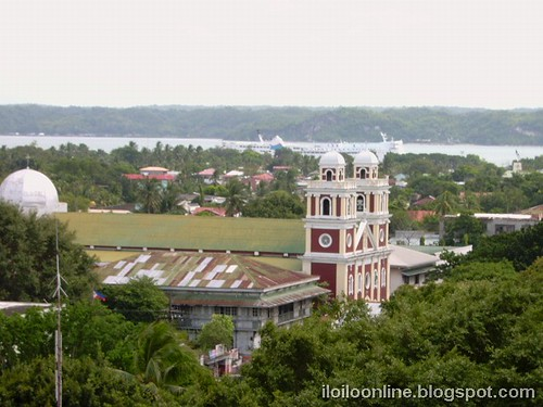 Picturesque locations to take pictures of Iloilos Skyline
