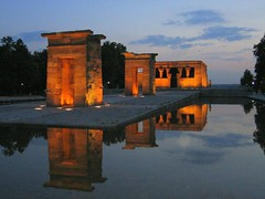 Temple of Debod (placestosee) Tags: 100v10fav judgmentday55 xgf02 x0201