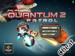 量子巡警2:修改版(Quantum Patrol 2 Cheat)