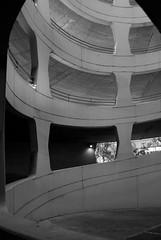 Exit ramp 02 (See.jay) Tags: park car architecture modern concrete modernism australia brisbane infrastructure qld curve carpark brutalism jamesbirrell entryramp australianmodernism