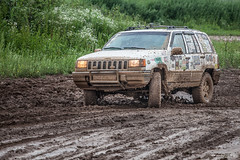 IMG_9351 (igolovach) Tags: auto road travel test car sport speed truck mos jeep mud offroad 4x4 russia outdoor rally pickup evolution automotive toyota vehicle trophy cherokee l200 mitsubishi pajero evo asx lanser mitsubishimotor mitsubishil200