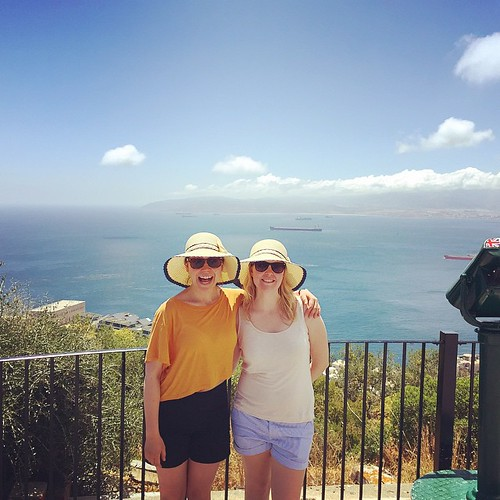 Pinglor vid Gibraltar