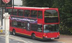 Go Ahead London 935  Sutton Green 07/07/15. (Ledlon89) Tags: bus london buses transport surrey sutton londonbus tfl londongeneral goaheadlondon