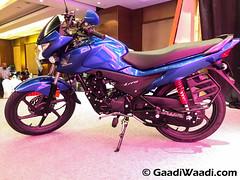 New Honda Livo-108 (GaadiWaadi.com) Tags: bike honda livo 110cc