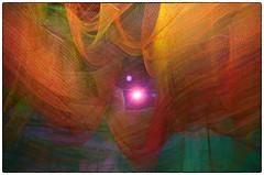 1.8 #1 - Washington, DC (gastwa) Tags: nikon f6 film color light low lowlight 58mm f14g afs abstract cinestill 800 tungsten high iso washington dc renwick museum art plexus travel grain analog andrew gastwirth andrewgastwirth