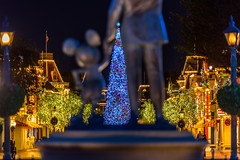 Christmas on Main Street USA - The Partners View (BBQMonster) Tags: partnersstatue disneypartners disneylandpartners disneylandpartnersstatue disney disneyland disneyafterdark disneyparks disneychristmas disneychristmastree disneylandchristmas christmas 2016 nikond750 nikondigital copyrightc2016toddfburgessallrightsreserved capturingthemagic d750 bbqmonster bbqmonsterdigital nikkor70200mmf28gedvriilens california night nightlights nighttime longexposure trinitylens trinity nikontrinitylens mickey walt waltdisney