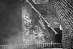 YMCA demolition (obliquepanic) Tags: ec1 fx london nikon nikond810 ymca buildings construction demolition fullframe