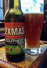 2XMAS Winter Warmer (Pak T) Tags: 2xmas winter warmer alcohol beerporn beverage drink untappd samsunggalaxys5 southerntierbrewing lakewood newyork