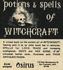 Potions & Spells of Witchcraft (~ Lone Wadi ~) Tags: potions spells witchcraft blackmagic occult advertisement skull retro 1970s incantations