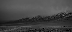 Storm on the Horizon (Charles' Snaps) Tags: canon6d canon7020028 canon70200 eastern easternsierras sierranevada 395north stormchaser on1pics on1photos redfilter