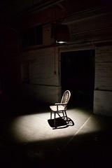 KlangHaus. Chair. (Rockallpub) Tags: broken klanghaus abandoned chair norwich derelict fourstoreys ef24105mmf4 canoneos6d 10000