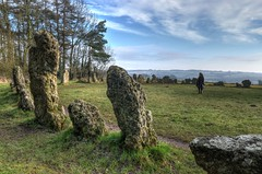 The King's Men, Rollright Stones, The Cotswolds (Baz Richardson (trying to catch up)) Tags: oxfordshire rollrightstones monoliths stonecircles bronzeagemonuments thekingsmen