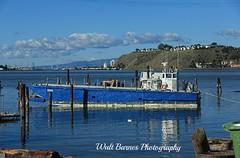 2017_01_05 Crockett CATZ_12 (Walt Barnes) Tags: crockett waterfront maritime water scenery scene bay crockettmarina ca carquinezstrait sanpablobay canon eos 60d eos60d canoneos60d wdbones99 topaz ship boat vessel