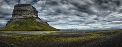 Natural fortress (marko.erman) Tags: vatnajökull iceland islande tower fortress mountain landscape panorama panoramic clouds harsh beautiful impressive nature perspective pov wideangle