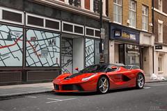LaFerrari (Jesse See - My World of Cars) Tags: ferrari laferrari ferrarilaferrari london