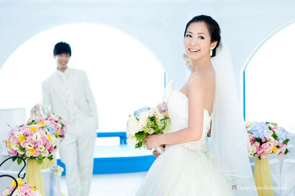 太平洋翡翠灣,婚紗作品,地中海風情,婚紗攝影