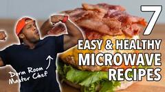 College Dorm MasterChef – 7 Easy, Healthy Microwave Recipes / 7 Recetas Cocinadas en el Microondas (Healthy Fun Fitness) Tags: college dorm masterchef – 7 easy healthy microwave recipes recetas cocinadas en el microondas