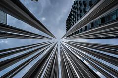 Art and Architecture (*Capture the Moment*) Tags: 2016 architecture architektur fotowalk fraunhoferinstitute himmel munich münchen sky sonya7m2 sonya7mii sonya7ii sonyfe1635mmf4zaoss