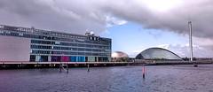 BBC Pacific Quay  -  Glasgow 2 of 3 (Chris Belsten) Tags: architecture studio glasgow bbc glasgowsciencecentre pacificquay clydebank davidchipperfield gate1travel keppiearchitects g1scotclassic