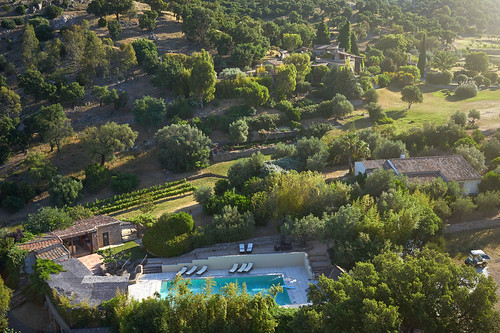 Johnny Depp's French estate