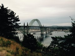 Yaquina Bay bridge (Jamie Mobley) Tags: bridge newport yaquina