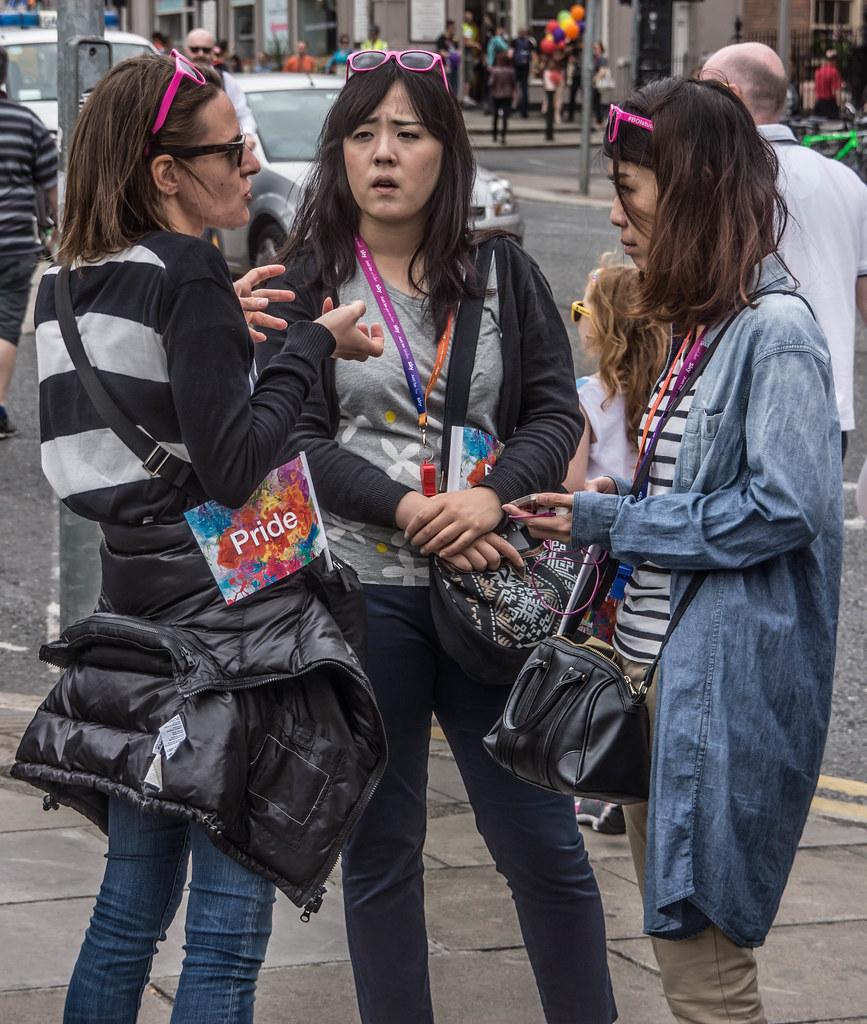 DUBLIN 2015 GAY PRIDE FESTIVAL [BEFORE THE ACTUAL PARADE] REF-106248