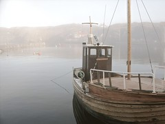 """Neutral""... (iEagle2) Tags: autumn boat sweden fishingboat grundsund swedishwestcoast"