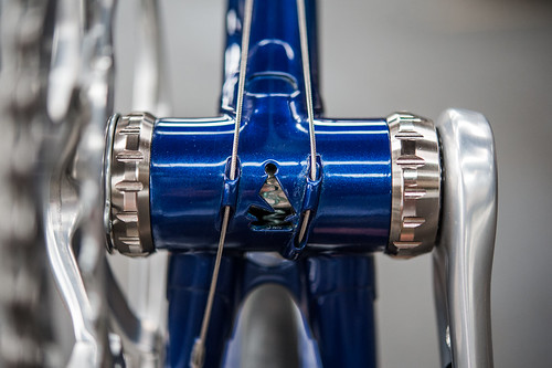 Blue Classic Road