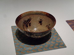Tenmoku Tea Bowl (toranosuke) Tags: sam seattleartmuseum tenmoku teabowls