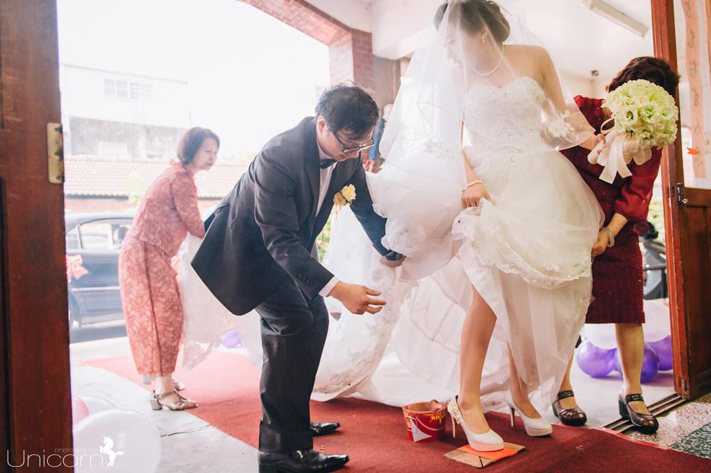 《婚攝》文玨 & 士婷 / 苗栗兆品酒店