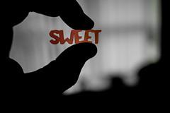 Anglų lietuvių žodynas. Žodis sweet reiškia 1. a 1) saldus; to have a sweet tooth būti smaguriu, smalyžiumi; 2) kvapus; 3) šviežias; 4) malonus, švelnus; 5) meilus; to be sweet on šnek. būti įsimylėjusiam;2. n 1) saldainis; 2) saldusis patiekalas; 3) mylimasis, -oji lietuviškai.