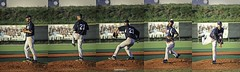 Pitcher in action (malioli) Tags: motion sport canon baseball action croatia pitcher