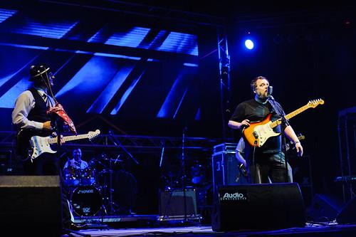 Kolja&Grobovlasnici, Fusion Stage @ EXIT Festival 2015
