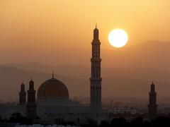 84. Grand_Mosque_Setting_Sun