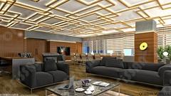 Makam ve Bekleme Salonu (ofissanmobilya) Tags: ofis tasarım mobilya büro officefurniture kuyumcukent