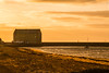 The Granary at Elie Harbour (Briantc) Tags: scotland fife elie eliepoint sunset granary